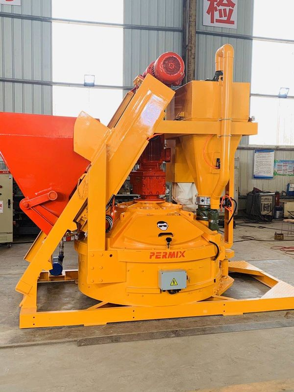 PC Prefab Concrete Mixer UHPC Concrete Pipe Pile Precast Mixer PMC1000